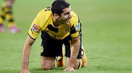 Dortmund'ta Mkhitaryan şoku!