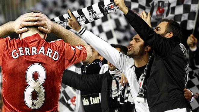 Gerrard Beşiktaş taraftarına bunları söylemişti!