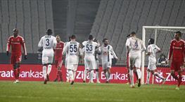 Beşiktaş'ı Lua Lua yıktı!