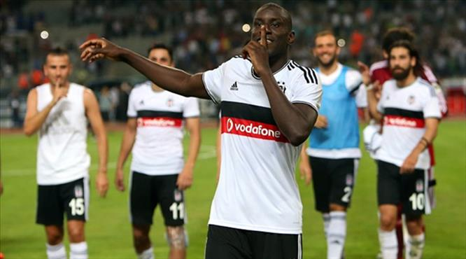 Beşiktaş'a müthiş haber