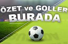 İşte Galatasaray - Mersin İdmanyurdu maçının özeti