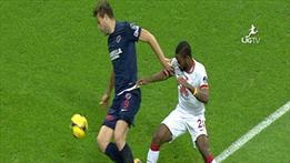 İşte Mersin'in kazandığı penaltı!