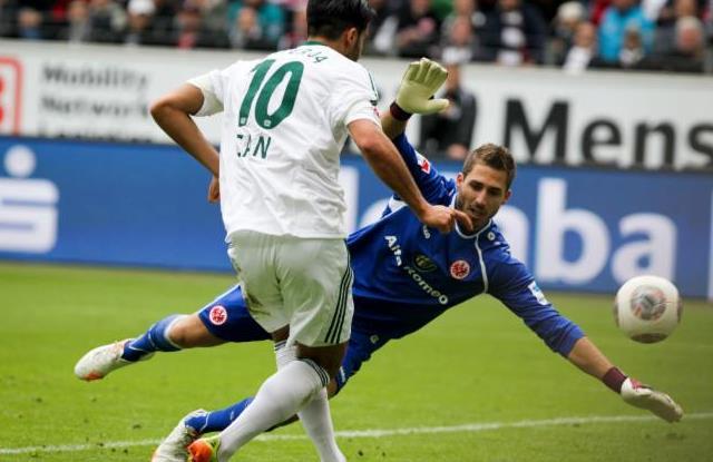 Eintracht Frankfurt: 2 - Bayer Leverkusen: 1 (Maç sona erdi) 52