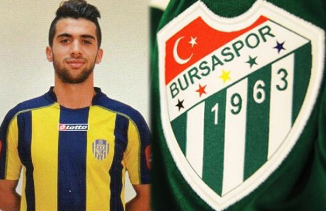 Bursada ilk transfer