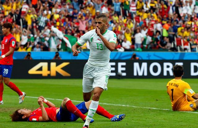 Cezayir'den tarihi zafer!