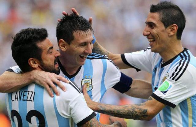 Düello Arjantin'in!