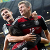 Almanya Brezilya'yı bozguna uğrattı!