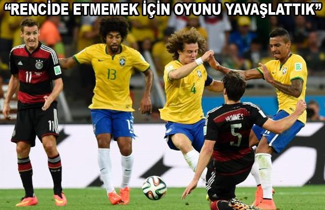 Almanlardan Brezilya itirafı!