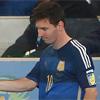 Messi'ye teselli ikramiyesi