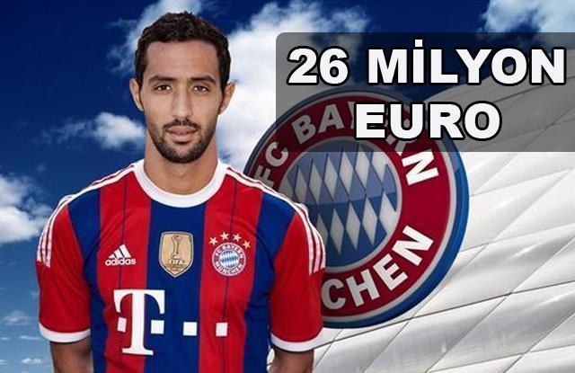 Benatia resmen Bayern'de!