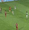 Sneijder kaleyi bulamadı
