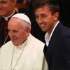 Muslera Papa'nın huzurunda