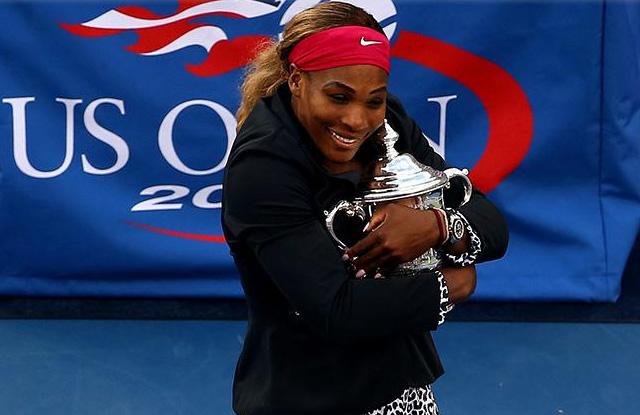 En büyük Serena