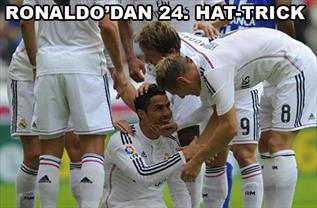 10 gollü maçta Real Madrid fırtınası!