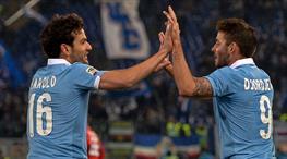 Lazio güle oynaya