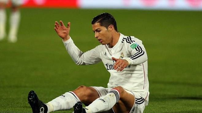 Ronaldo'dan Atletico Madrid'e taş!