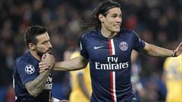 PSG 4 golle kendine geldi!