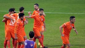 Adanaspor 3'lük attı!