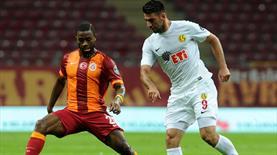 Eskişehir - G.Saray maçında saat değişikliği