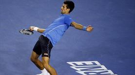 Son bilet Djokovic'in