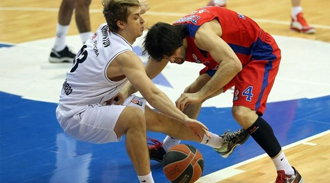 CSKA uzatmada güldü! (ÖZET)