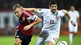 Kritik maçı Sırbistan kazandı