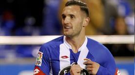 Galiçya derbisi Deportivo'nun (ÖZET)