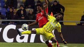 Astana, Benfica'yı elinden kaçırdı!