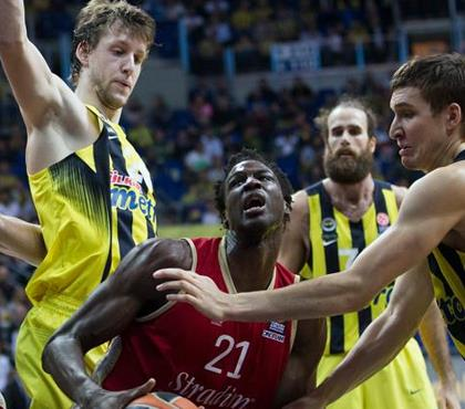 Fenerbahçe şov yaptı (ÖZET)