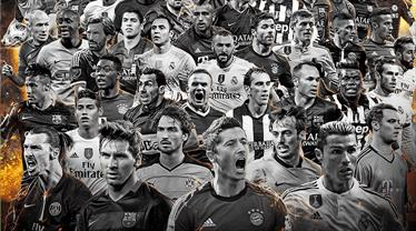 İşte FIFA yılın 11'i adayları! Listede kimler var?