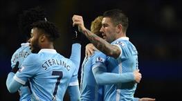 Manchester City galibiyeti hatırladı!.. (ÖZET)