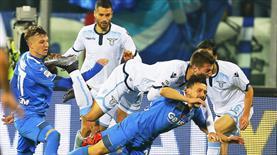 Lazio ne yaptıysa olmadı! (ÖZET)
