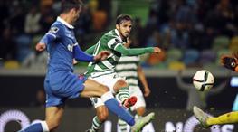Sporting son dakika golüyle kazandı