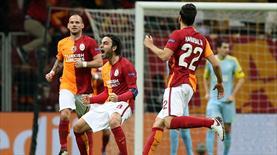 Galatasaray - Astana: 1-1