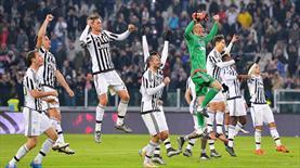 Juventus zirveye yürüyor