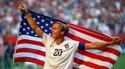 Amy Wambach'in Amerika'yı sallayan vedası