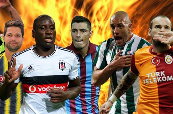 İşte Spor Toto Süper Lig'de haftanın 11'i!