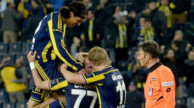 Fenerbahçe-Torku Konyaspor: 25-2