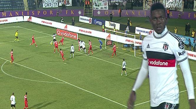 Opare'den çılgın gol: 2-1!