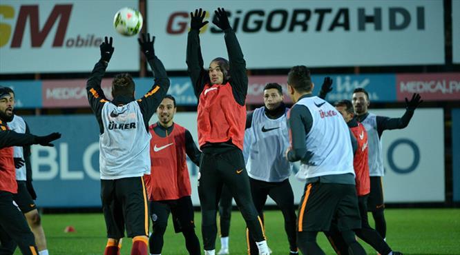 Galatasaray'da Burak sevinci