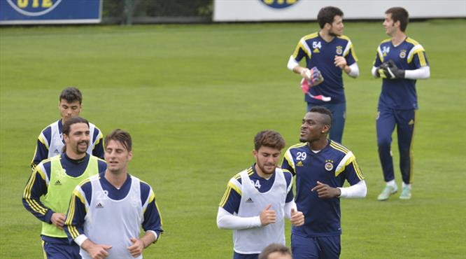 Fenerbahçe'de Rize mesaisi