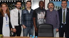 Webo ile Hasan Ali taraftarlarla buluştu