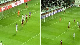 3 dakikada 2 gol kaçırdı! İnanılmaz!