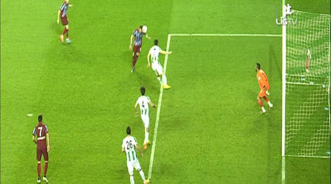 Trabzon'u direk durdurdu!