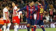 Barça ezdi geçti!