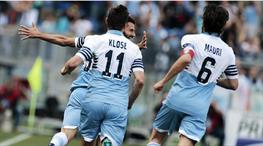 Lazio Devler Ligi aşkına