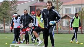 Sivas'ta Da Costa antrenmana katılmadı