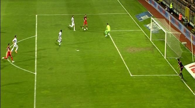 Es-Es ikinci yarıya golle başladı!