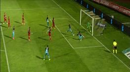 Lafferty oyuna girdi, golünü attı!