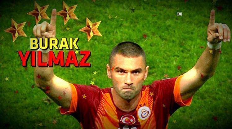 Burak 'Yılmaz' Galatasaray da öyle...